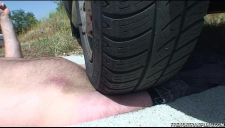 femdom run over